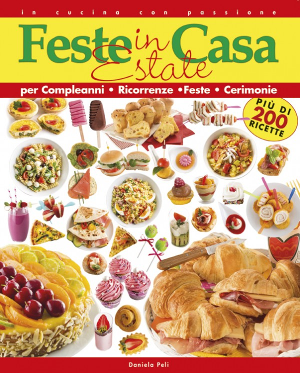 Feste in casa - Estate libro